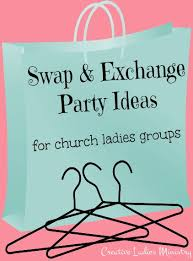exchange ideas from creative ministry