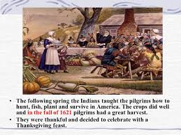 thanksgiving day in america made by zaripova elvira nyagan ppt