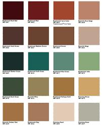 georgian palette heritage georgian color examples 1714 1837