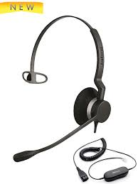how to use a corded plantronics jabra or vxi headset with an nec