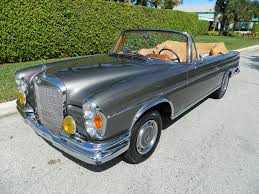 classic mercedes coupe 1965 mercedes benz 300se w112 cabriolet for sale