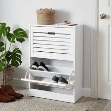 kitchen cupboard storage ideas dunelm slatted two drawer shoe cabinet dunelm tủ giày