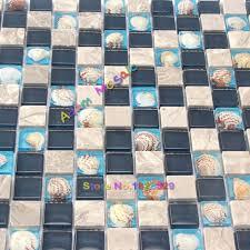 Graue Wand Und Stein Online Kaufen Großhandel Marmor Stein Mosaik Aus China Marmor