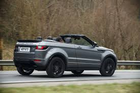 land rover convertible 2017 range rover evoque convertible pricing and specifications