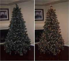 perfect design martha stewart artificial christmas trees sparkling