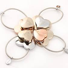 heart shaped items aliexpress buy milesi heart shaped keychain trinket