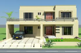 New Home Designs exterior house design front elevation
