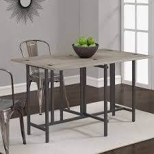 Modern Wood Dining Room Tables Amazon Com Convertible Dining Table Wood Contemporary Expandable