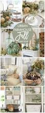 diy home decor fall home tour urban farmhouse urban and fall decor