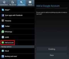 how to delete gmail account from android phone how to manage or gmail accounts on android