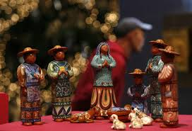 hispanic traditions celebrating las posadas with