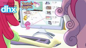 Mlp Easter Eggs 390379 Apple Bloom Computer Crossover Dhx Media Easter Egg