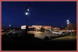 commercial solar lighting for parking lots commercial solar powered parking lot lights solar knowledge base