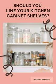 should i put shelf liner in new cabinets 8 pros and cons of kitchen cabinet shelf liners everyday