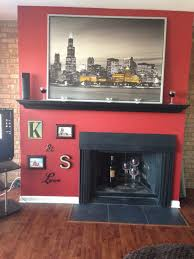 off center fireplace decorations ideas for the house pinterest