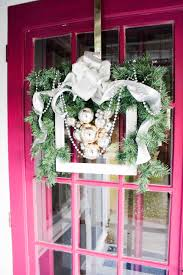 how to create a diy christmas frame wreath goodwill industries