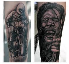 jinxi u0027s interview with tattoo artist carlos rojas jinxi boo
