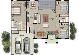 Interior Design Floor Plans - Interior design of house plans