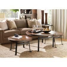 modern nesting coffee table designs hammary thippo