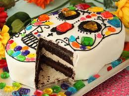 Decorating Cakes 20 Day Of The Dead Party Food Ideas Dia De Los Muertos Recipes