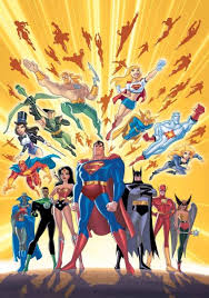 justice league unlimited dc animated universe fandom powered