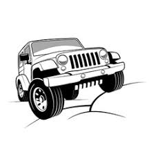 jeep grill logo vector jeep vector images over 1 400