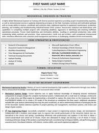 Sle Resume For Mechanical Engineer Brilliant Ideas Of Resume Mechanical Engineer Sle In Format