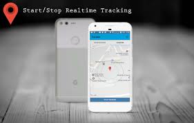 trackme realtime location tracking system firebase polymer
