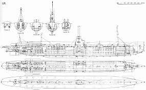 sm u 1 1906 blueprint download free blueprint for 3d modeling