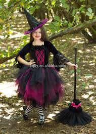dresses for halloween 2014 new design little witch costume party dress for halloween