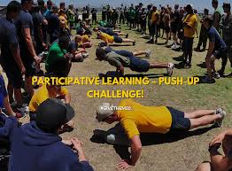 Challenge Origin Participative Learning Push Up Challenge Origin Learning