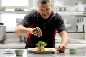 chef en cuisine pointe de mousterlin chef en cuisine hôtelier de quimper