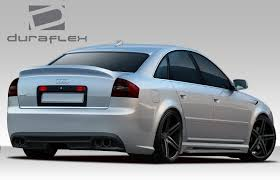 audi kits a6 audi a6 rear bumpers kit store ground effects