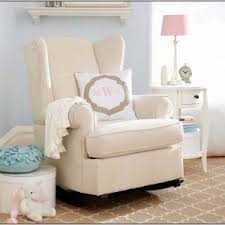 all white nursery rocking chair chairs home decorating ideas