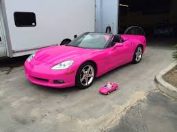 barbie corvette action vehicle engineering
