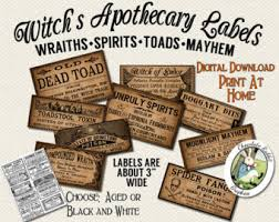 halloween witch cliparts free download halloween witch aged apothecary potion labels digital download