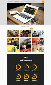 Best Font For Resume Today Show by 20 Best Wordpress Resume Themes For Your Personal Website