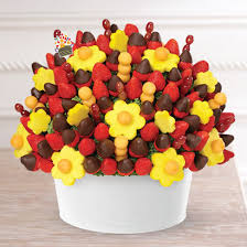 edible bouquet edible arrangements chicago il groupon cheer me up bouquet dipped