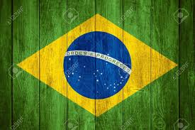 Yellow And White Flag Brazil Flag Or Green Yellow Blue And White Brazilian Banner