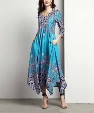 maxi dresses for women with pockets ebay
