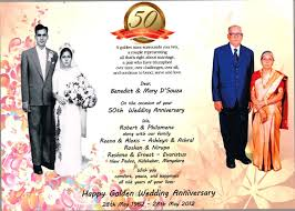 greetings for 50th wedding anniversary 5 best images of 50th anniversary greetings 50th wedding