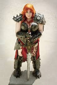 Barbarian Halloween Costume Female Barbarian Cosplay Cosplay Costumes Awesome Cosplay