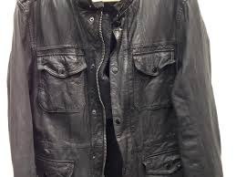 mens leather jackets black friday mens all saints leather jacket in horsham expired friday ad