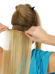 extensions hair the alternative ways to extend the length of the hair is hair