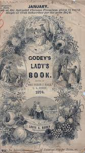 magazine of the month godey s s book denver library