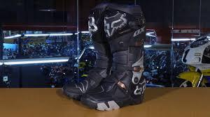 off road motorcycle boots fox racing instinct offroad motorcycle boots review youtube