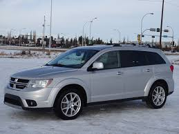 jeep journey 2012 used 2013 dodge journey crew 7 passenger rear dvd heated seats