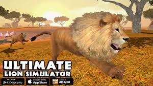 ultimate lion simulator game trailer for ios and android youtube