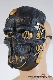 Dishonored Mask Dishonored Mask Blueprints
