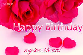happy birthday my sweet uwish wishes and greetings for